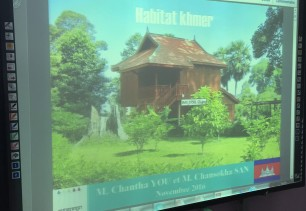 4 - projection habitat khmer