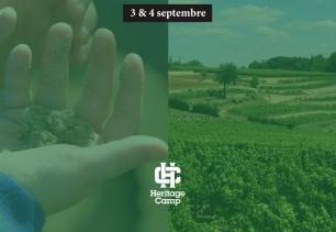 Le Barde du Label - Heritage Camp 2016