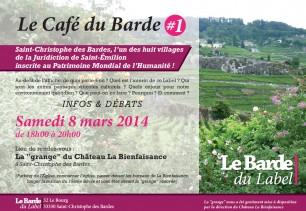 Le café du Barde